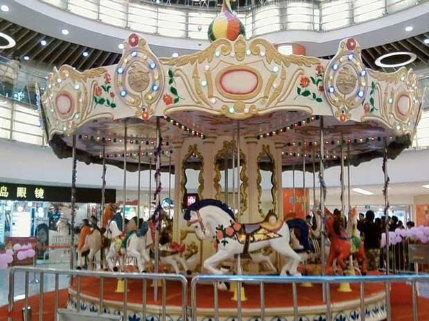Grand carousels for sale ride