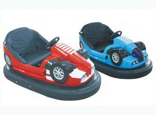 Battery indoor bumper car rides