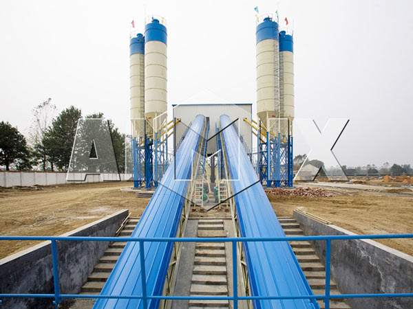 How Much Does a Concrete Batch Plant Cost Picture one