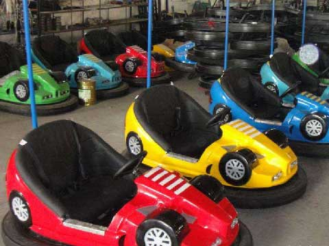 Buy Electric Bumper Cars