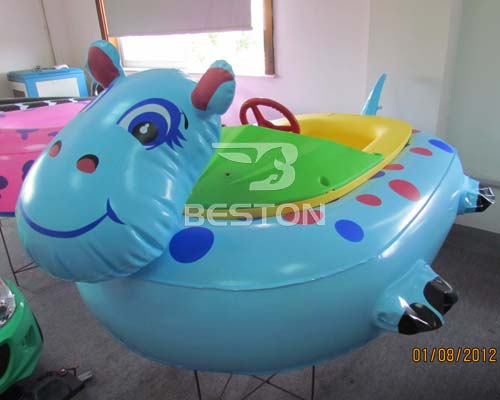 Buy bumper boat attraction from China