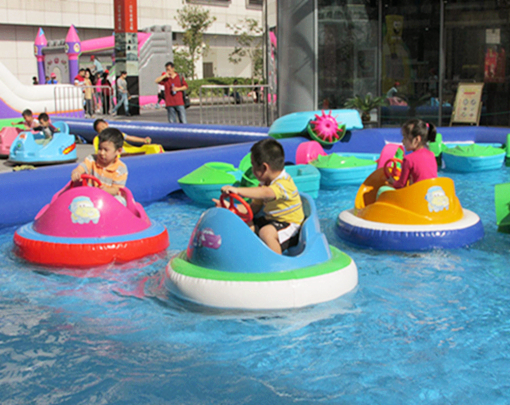 Buy bumper boats for sale from China