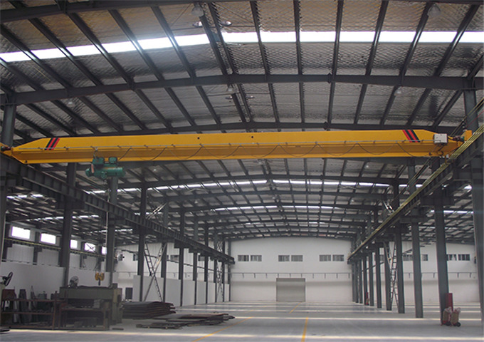 Choose a great electric single girder overhead crane