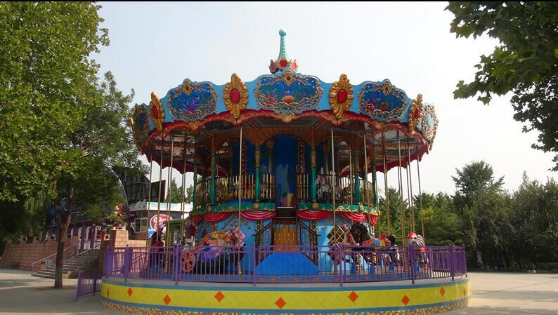 buy carousel rides from Beston