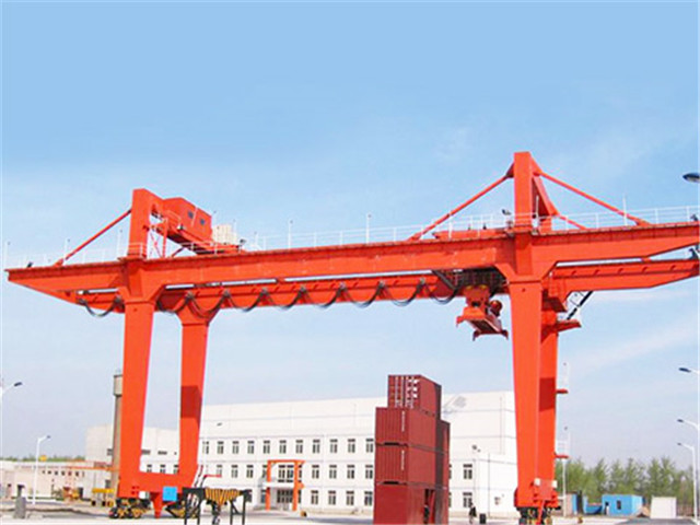 Cantilever Gantry Cranes form China
