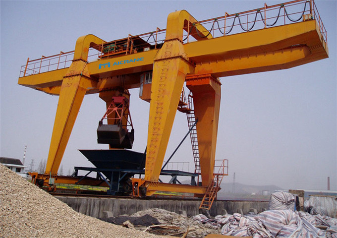 Double girder gantry crane buy
