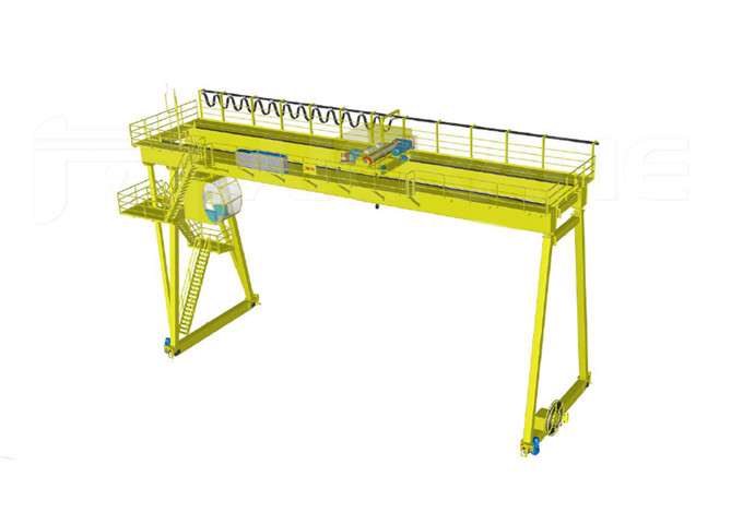 The quality of the gantry crane 20 tons of high
