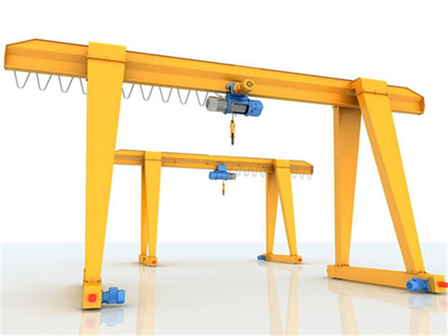 China Gantry Cranes weihua