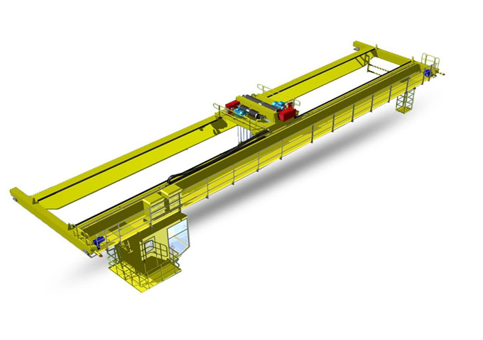 Buy double girder electric overhead crane